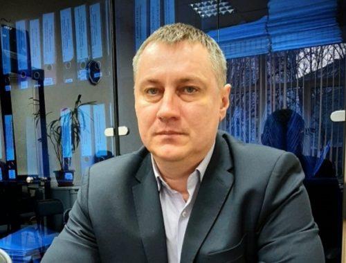 Первого заместителя мэра Биробиджана Павла Былинкина отстранили от работы из-за уголовного дела