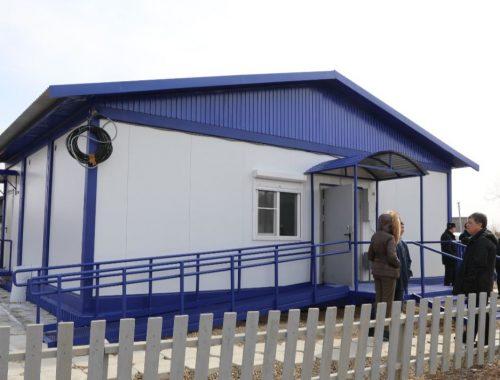 «Серый дом» рапортует: по всей области в апреле откроются новые ФАПы