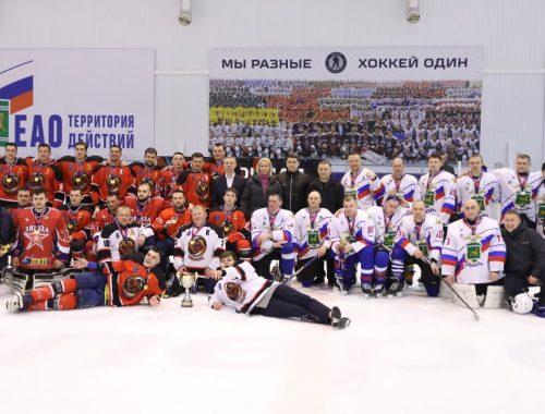 На всероссийском фестивале ночной хоккейной лиги область представит «Феникс» из Николаевки