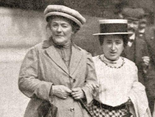 Клара и Роза — две великие женщины