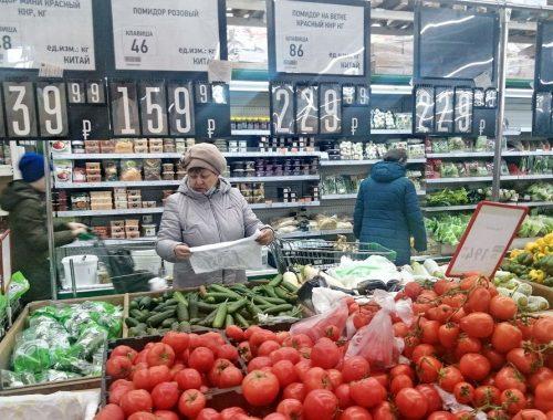 ФАС планирует законодательно ограничить наценки на продукты в торговых сетях