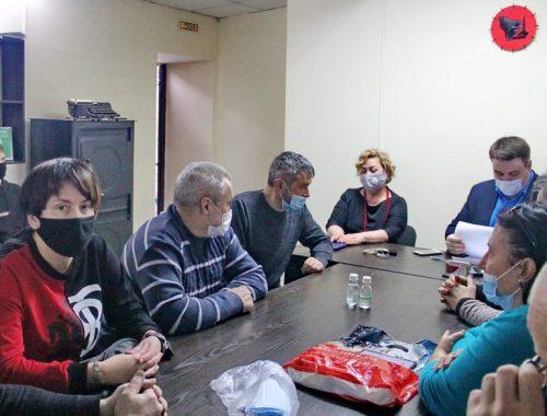 Вместе с народом: редакционно-экспертный совет «Набата» подвёл итоги работы и наметил планы на будущее