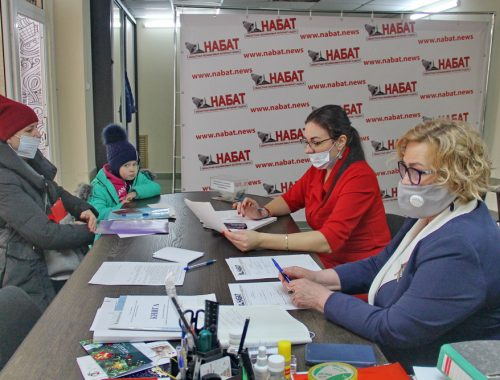 Жители ЕАО получили юридическую помощь в редакции «Набата»