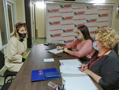 ОБЪЯВЛЕНИЕ. Правозащитница Татьяна Добрынина проведёт приём граждан в редакции интернет-газеты «Набат»