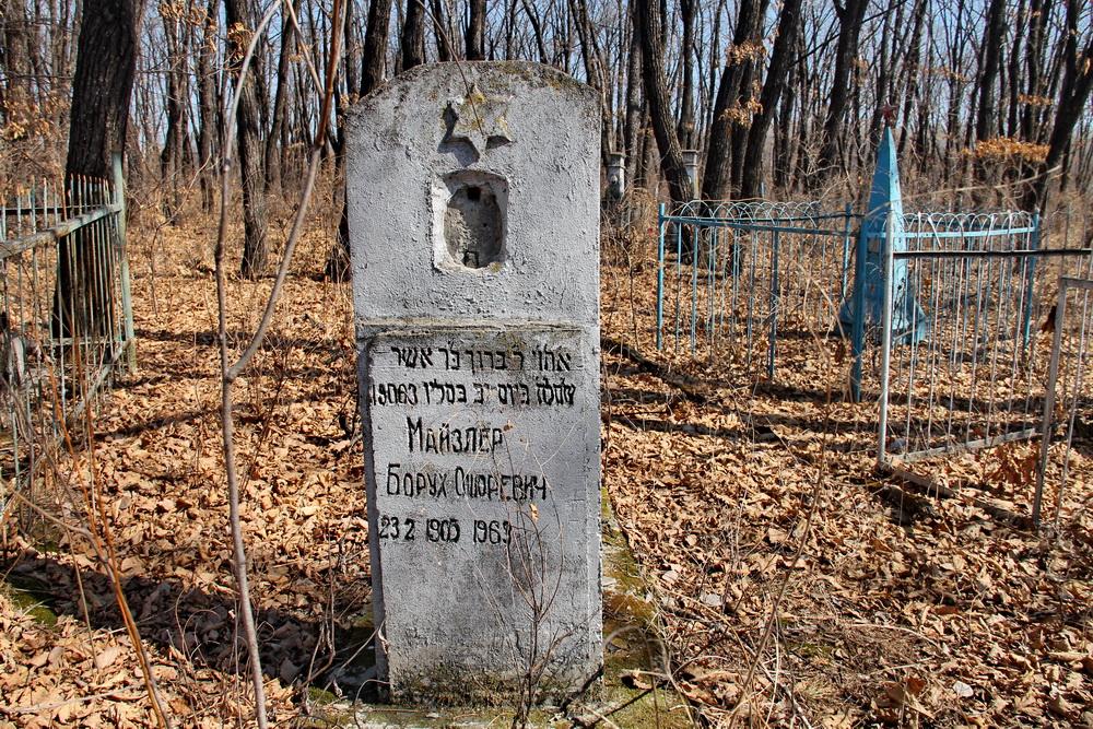 В столице ЕАО разрушается старейшее кладбище — власти не замечают проблему
