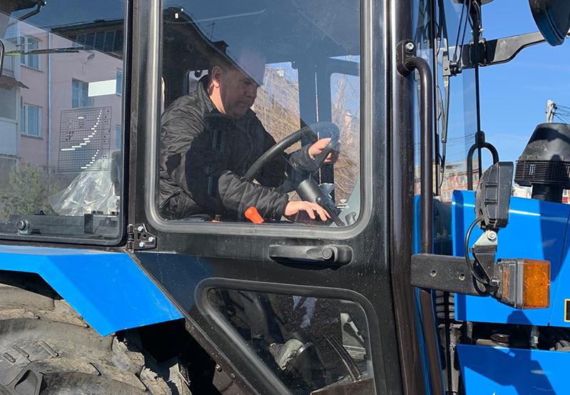 Один трактор на всю область: правительство ЕАО похвасталось поддержкой фермерства