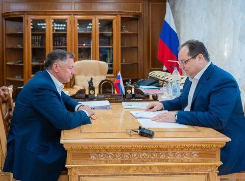 Р. Гольдштейн встретился с вице-премьером, предложившим упразднить ЕАО