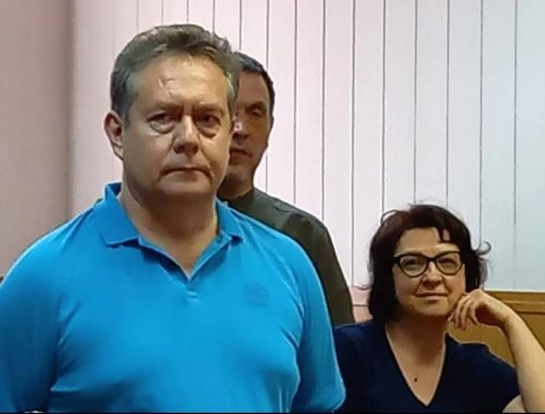 Социалиста Платошкина осудили на 5 лет условно и оштрафовали на 700 тыс. рублей