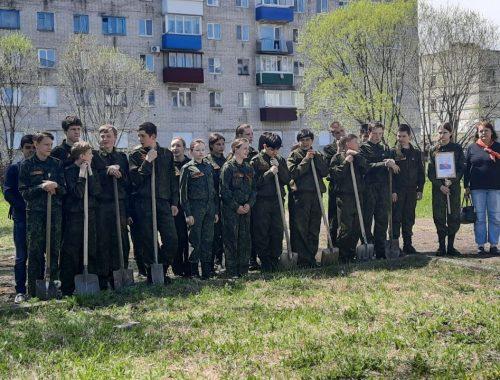 В честь снайпера Великой Отечественной войны и почётного гражданина ЕАО Ольги Матушевской высадили «Сад памяти»