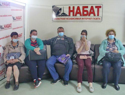 Подтопленцы получили бесплатную юридическую помощь в редакции «Набата»