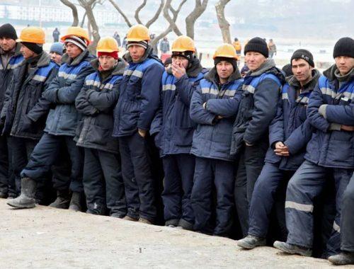 Путин рассказал президенту Таджикистана, что российской экономике не хватает рабочих рук