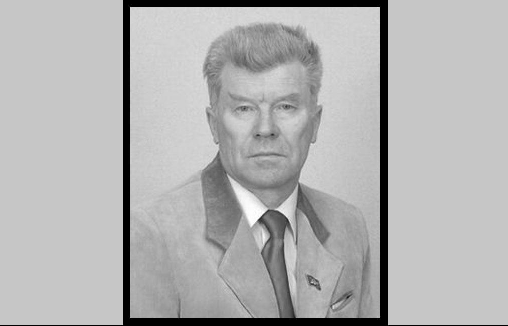 Ушел из жизни народный депутат РСФСР Юрий Константинович Чапковский