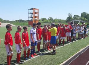 Соревнования по футболу среди детей и подростков завершились в ЕАО