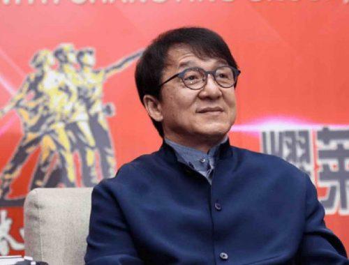 Джеки Чан изъявил желание вступить в Коммунистическую партию Китая