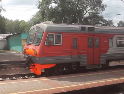 Опоздание электрички Хабаровск-Биробиджан едва не привело к жертвам