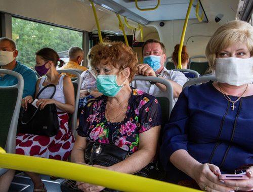 Из-за несоблюдения масочного режима едва не вспыхнула драка в биробиджанском автобусе (ВИДЕО, 16+)