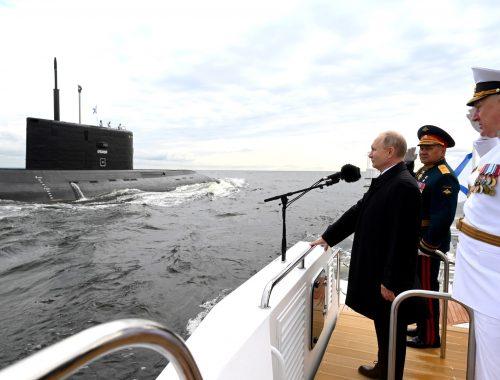 Если потребуется: неизбежный удар пообещал Путин врагам России