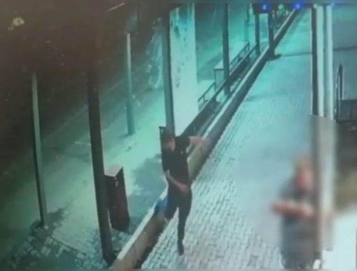 За разгром автобусной остановки на биробиджанца завели уголовное дело