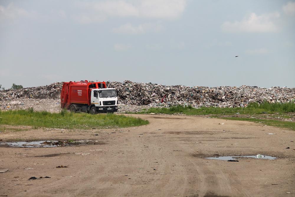 Новая свалка регоператора нарушает экологическое и санитарное законодательство — природоохранная прокуратура