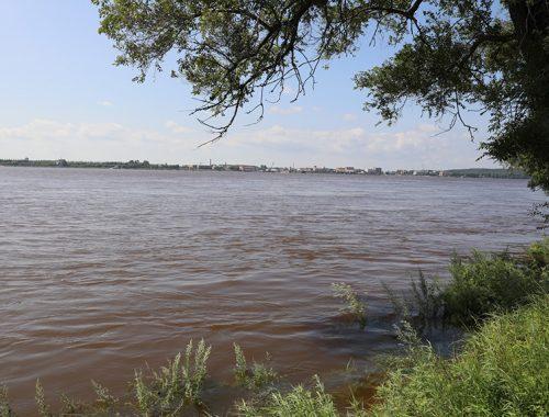 Амур оказался одной из самых грязных рек России