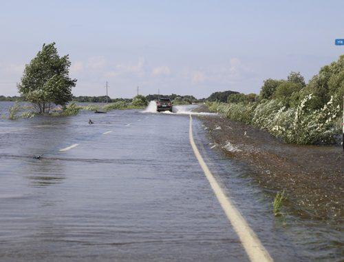 В ЕАО завершили обследование дорог, пострадавших от паводка