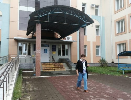 Пока правительство ЕАО готовится «блеснуть» на ВЭФ, биробиджанские инвалиды мучаются из-за бардака в поликлинике