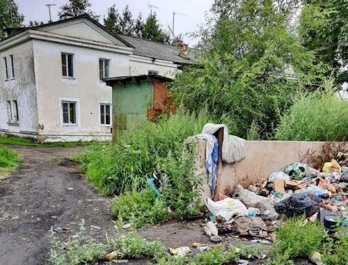 Прокуратура приняла меры по факту нарушений в сфере обращения с отходами в Смидовиче