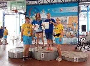 Команда ЕАО вернулась с медалями с фестиваля «Пара-Крым 2021»
