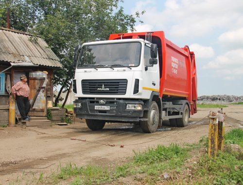 Новости мусорной реформы: ЕАО не попала в список регионов, которым просубсидировали закупку контейнеров для раздельного сбора ТКО