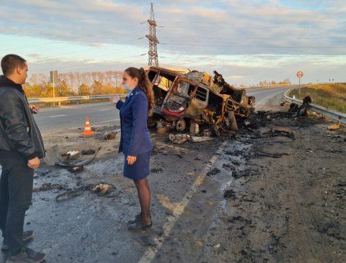 Страшное ДТП унесло жизни четырёх человек на федеральной трассе в ЕАО