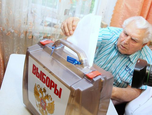 Переплюнули всю Россию: ЕАО — рекордсмен по «надомному голосованию» в Госдуму