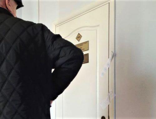 По факту кражи печати и бюллетеней белогорского горсовета возбуждено уголовное дело