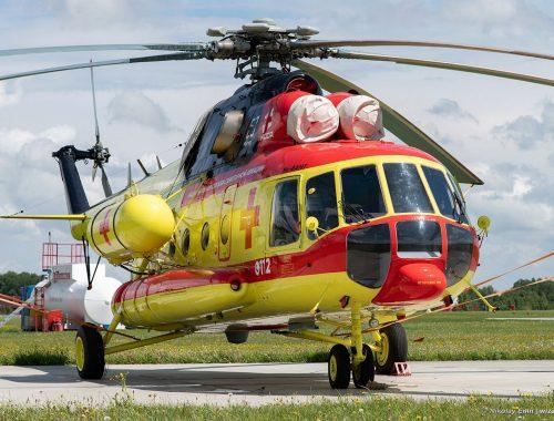 Для вертолёта санавиации в ЕАО не нашлось ангара